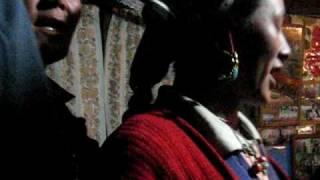Nepal, Langtang, day 2 - Mar 28, 2009 - clip 01