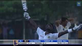 Sri Lanka beat Pakistan by seven wickets -1st Test, Day 5: Highlights