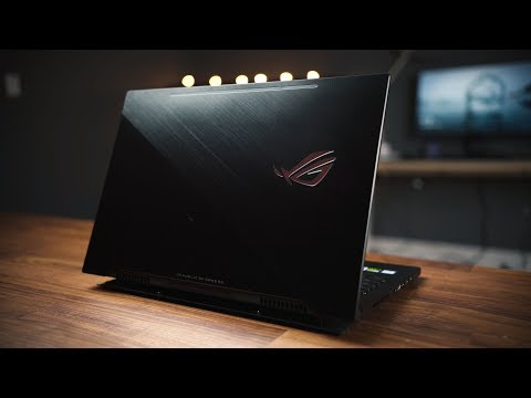 ASUS GM501 Zephyrus M Insanely Fast & Thin as a MacBook Pro