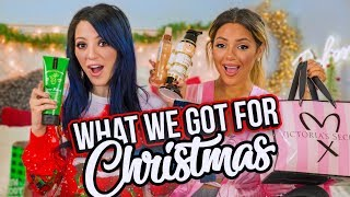 What We Got for Christmas 2017! Niki and Gabi
