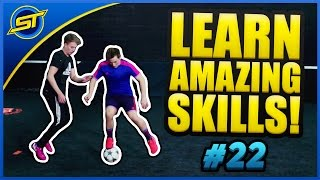 Football Skill Tutorial #22