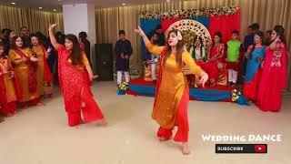 Bangladeshi new Holud Dance 2017