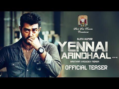 Xxx Mp4 Yennai Arindhaal Official Teaser Ajith Gautham Menon Harris Jayaraj Trisha Anushka 3gp Sex