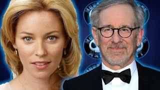 Elizabeth Banks lies about Steven Spielberg with sexist comment