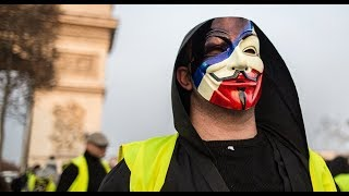 Yellow Vests Movement Protest in France for 15th Week