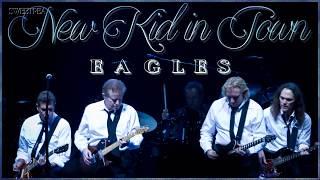 Eagles - New Kid In Town ☆☆ʟʏʀɪᴄ ᴠɪᴅᴇᴏ☆☆ LIVE VERSION☆☆
