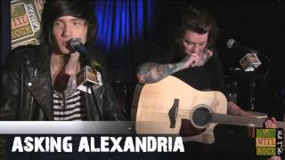Asking Alexandria - Back in The Black (The Black & I Won't Give In)