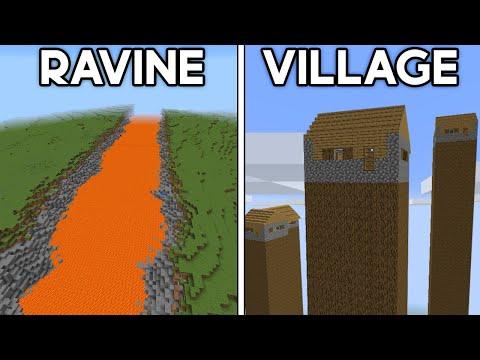 Minecraft s Most Unbelievable Seeds