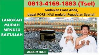 0813-4169-1883, Porsi Haji 2017, No Porsi Haji 2017, Porsi Haji Plus 2017