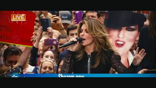 Shania Twain - That Don't Impress Me Much (Live on TODAY)