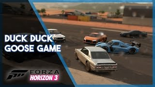 Forza Horizon 3 | Duck Duck Goose (Funniest Moments)