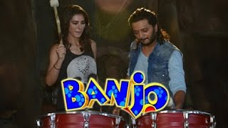 Check Out- BANJO Movie (2016) Official Trailer Launch | Riteish Deshmukh, Nargis Fakhri