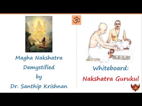 Xxx Mp4 Whiteboard Magha Nakshatra Demystified By Dr Kanholy Santhip Krishnan Part 1 2 3gp Sex