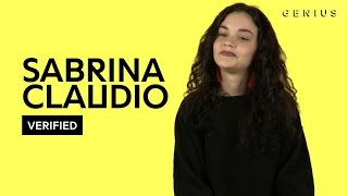 "Sabrina Claudio ""Confidently Lost"" Official Lyrics & Meaning 