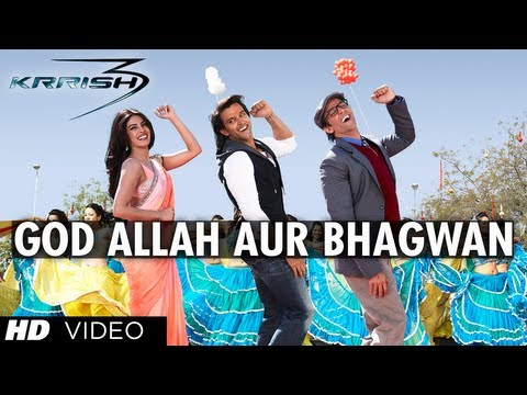 Xxx Mp4 God Allah Aur Bhagwan Krrish 3 Video Song Hrithik Roshan Priyanka Chopra Kangana Ranaut 3gp Sex