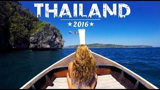 GoPro HERO 4 | AMAZING THAILAND TRIP | Travel