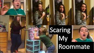 Scaring My Roommate Compilation