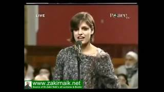 Dr Zakir Naik and Oxford Union Debate on