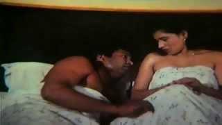 PAADHUKAAPPU Movie:  Charan Raj In Romance Scene