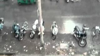 Unexpected Weather In Rajkot City