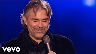 Andrea Bocelli - Can't Help Falling In Love (HD)