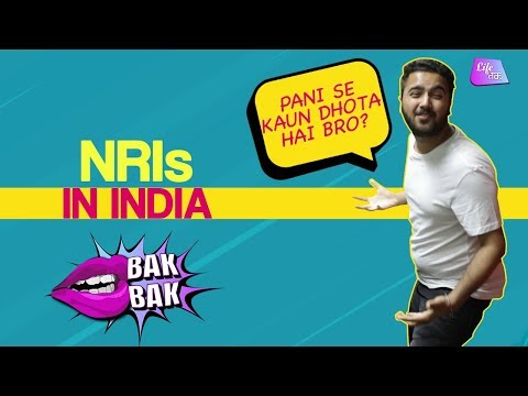 Xxx Mp4 NRIs In India How NRIs Behave Bak Bak Life Tak 3gp Sex