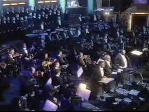Pavarotti Domingo Carreras - Silent Night
