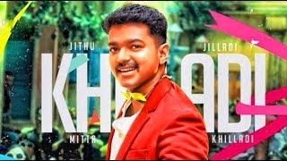 Theri Jithu JIlladi Vitta Killadi Song | Vijay , Samantha , Ami , Atlee Movies HD