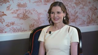 Geena Davis on her fight to redress Hollywood's gender imbalance