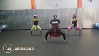 PSY - Daddy  Choreography By Juan Sanzonetti