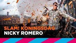 Nicky Romero (Full live-set) | SLAM! Koningsdag 2017