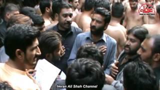 19 Safar Mazang Tazia 2016 - New Noha Matami Sangat Piyam-e-Zainab S.A