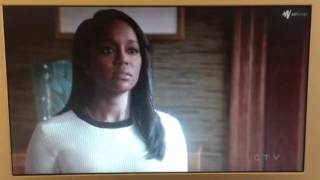 HTGAWM: Season 2x15 (Michaela & Asher Kiss)
