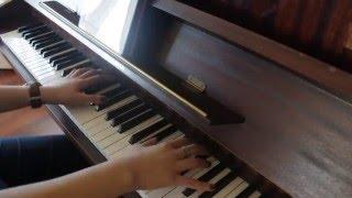 Çağatay Ulusoy - Mutlu Sonsuz (Delibal OST) piano cover