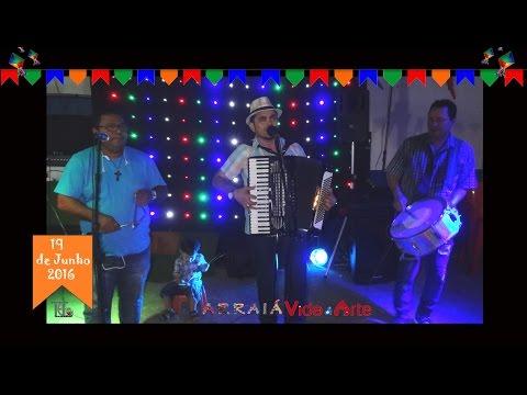 ARRAIA VIDA & ARTE Lançamento CD My Bar