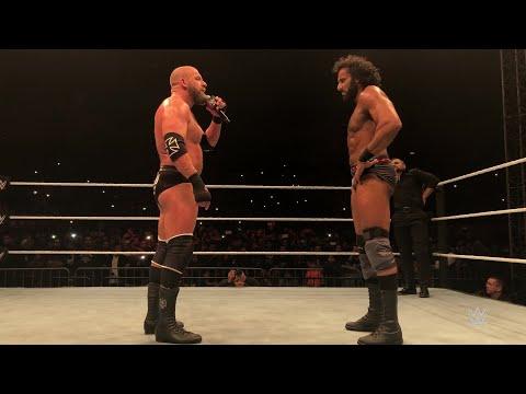 Xxx Mp4 Triple H Jinder Mahal Engage In A Classic Supershow Showdown 3gp Sex