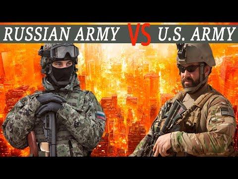 watch Russian army vs U.S. army. Military Power Comparison 2016