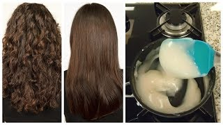 Homemade Hair Treatment for Frizzy, Dry and Damaged Hair | Natural Cures