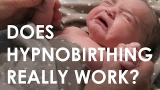 My Drug Free Home Birth Hypnobirthing Story - Was it really pain free? - BEXLIFE