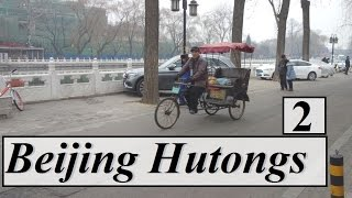 China/Beijing (Beautiful old Beijing hutongs 2) Part 38