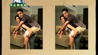 B4U Flash - Deepika piggybacks Imran Khan