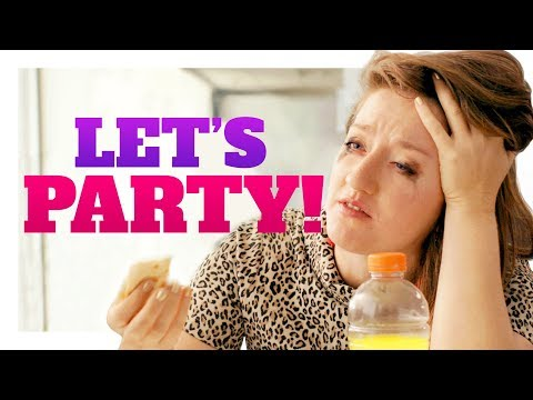 Your Friend Who Never Learns Partying Sucks