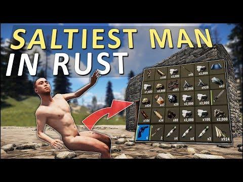 Xxx Mp4 COUNTER RAIDING The SALTIEST MAN In RUST Rust Solo Survival 3 3gp Sex