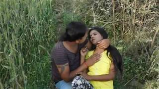 Hot Shooting Scene With Hot Kiss
