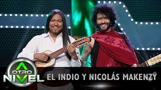 'Solo le pido a dios' - El Indio y Nicolás Makenzy - Fusiones | A otro Nivel