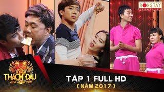 Kỳ Tài Thách Đấu 2017 | Tập 1 Full HD: Trường Giang Hài Vô Đối Cùng Trấn Thành (24/9/2017)