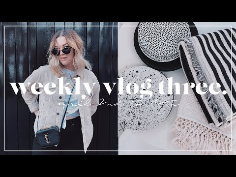 Xxx Mp4 H M HOME HAUL VEGAN GROCERY SHOPPING WEEKLY VLOG 3 I Covet Thee 3gp Sex