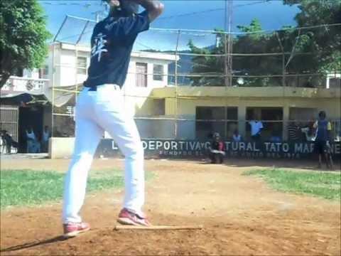Luis Valdez - Picher Puerto Plata 19 Años (Academy J.R)