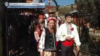 Ukrainian folk music, dance and theatre celebrated at Bukovel Wedding Festival