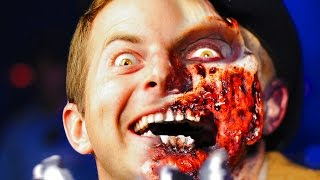 The Try Guys Transform Into Monsters To Scare People